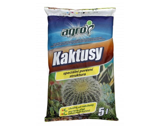 Substrat pentru cactusi si suculenti, 5 litri