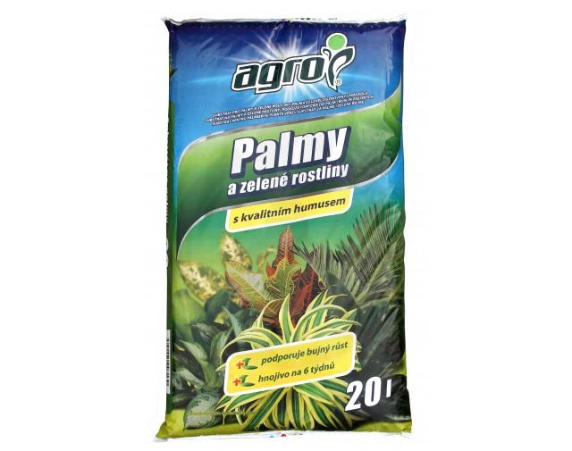 Substrat pentru palmieri si plante verzi, 20 litri