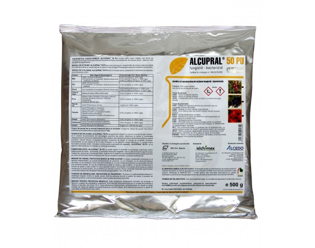 Alcupral 50 PU, 500 g