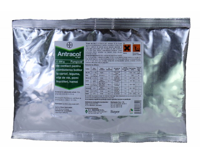 Antracol 70 WP, 200 g