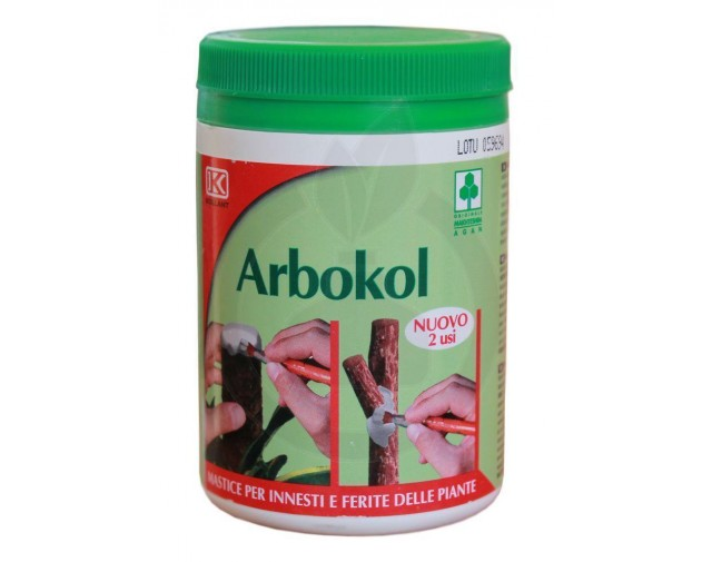 Mastic Arbokol pentru altoire si cicatrizare, 250 g