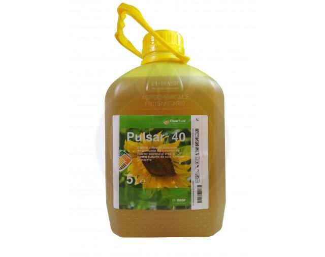 Pulsar 40, 5 litri