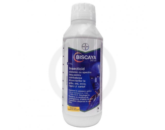 Biscaya 240 OD, 1 litru
