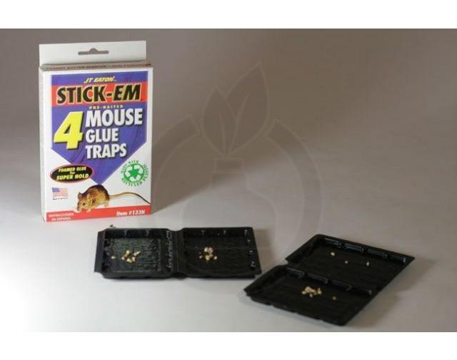 Stick-EM 133N, adeziv soareci
