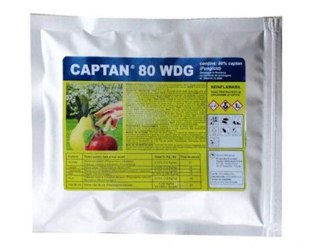 Captan 80 WDG, 150 g