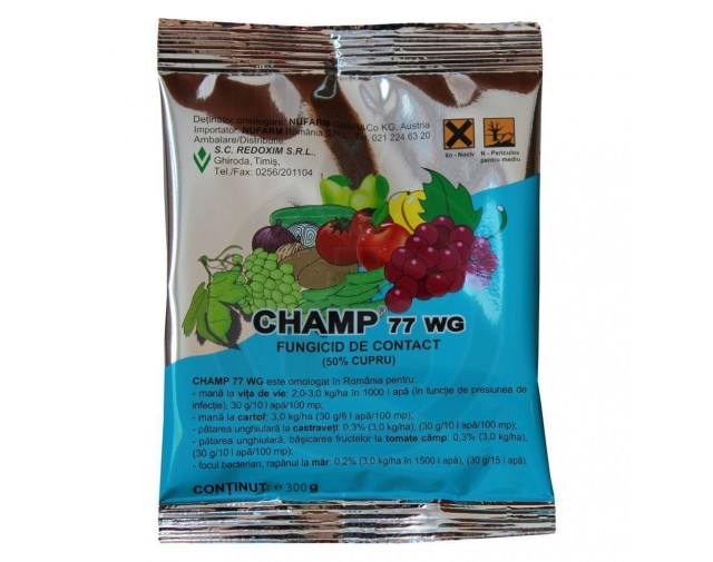 Champ 77 WG, 300 gr