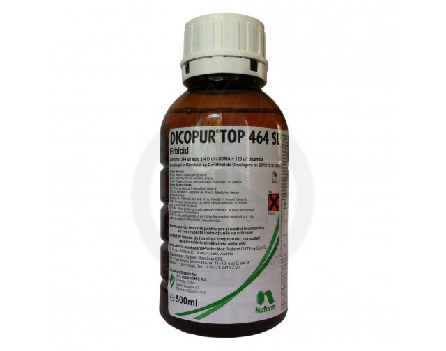 Dicopur Top 464 SL, 500 ml