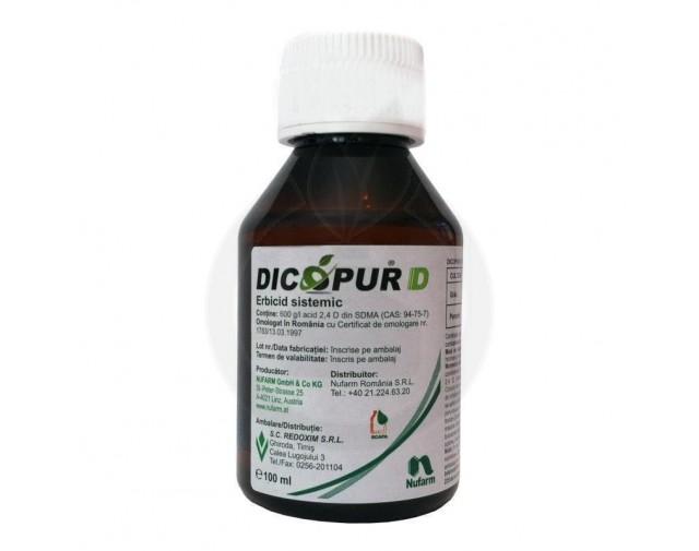 Dicopur D SL, 100 ml