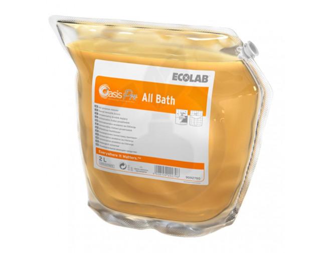 Oasis Pro All Bath, 2 litri