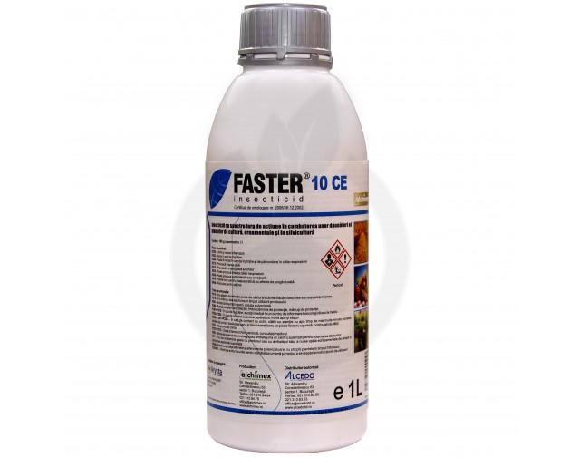 Faster 10 CE, 1 litru