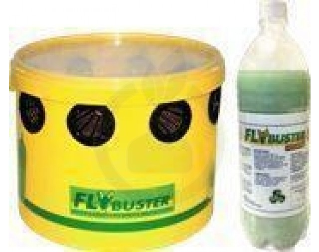 Flybuster, capcana muste