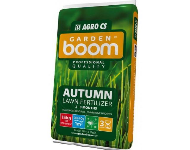 Ingrasamant gazon Garden Boom Autumn 14-00-28+3MgO, 15 kg