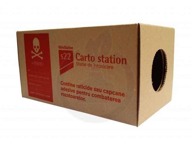 Ghilotina s22 Carto Station