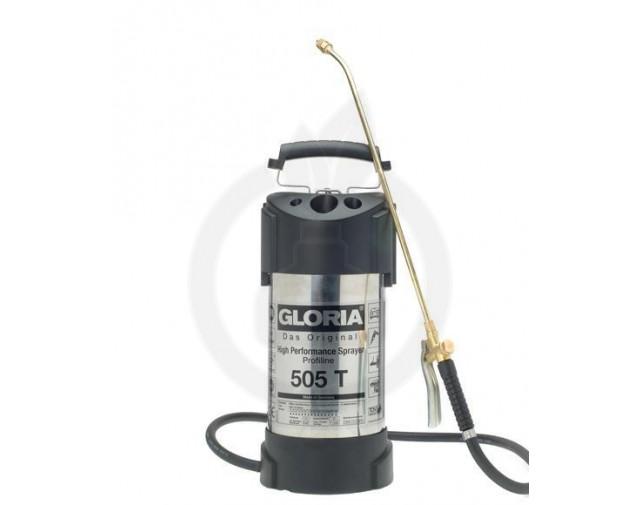 Pulverizator manual Gloria 505T Profiline, 5 litri