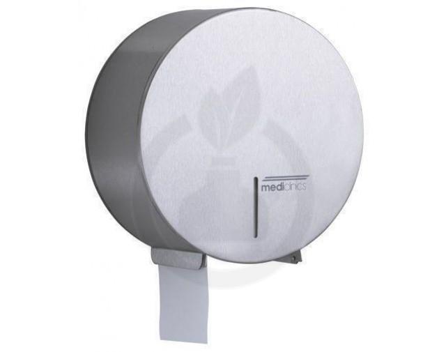 Dispenser Hartie Igienica Jumbo inox satinat