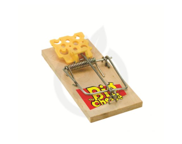 Big Cheese STV 110, capcana sobolani