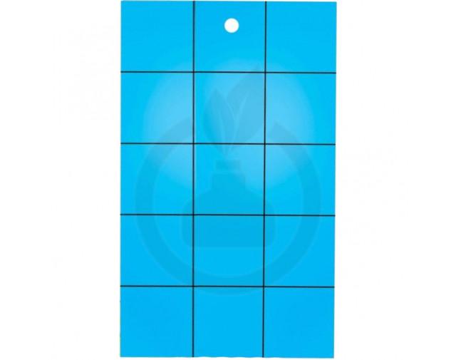 Placi Dublu Adezive Albastre, set de  72