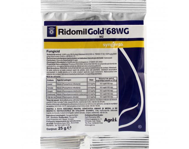 Ridomil Gold MZ 68 WG, 25 g
