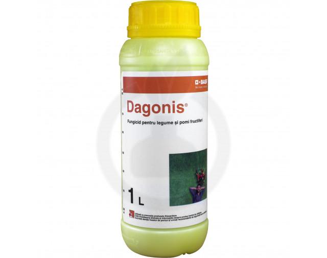 Dagonis, 1 litru