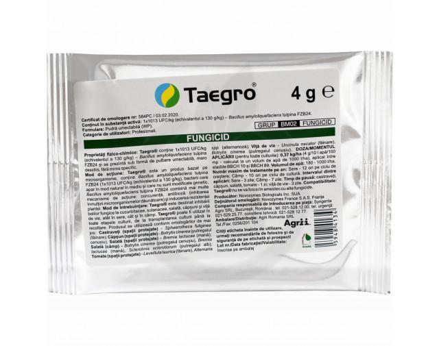 Taegro, 4 g