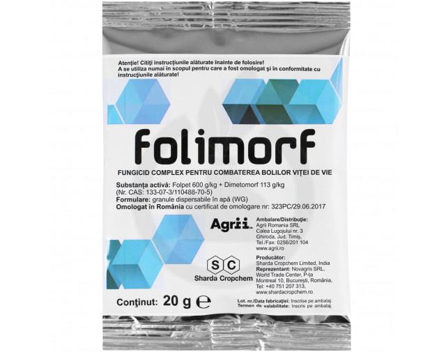 Folimorf WG, 20 g