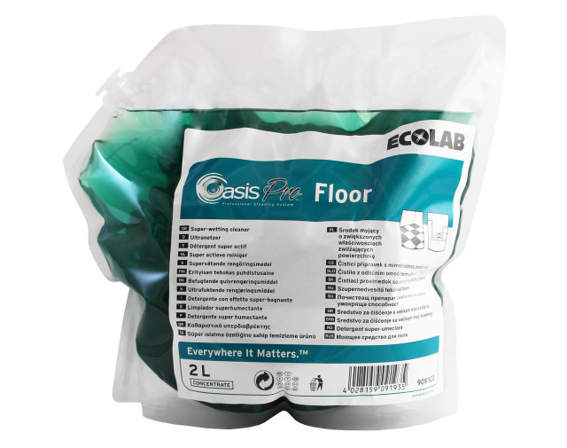 Oasis Pro Floor, 2 litri