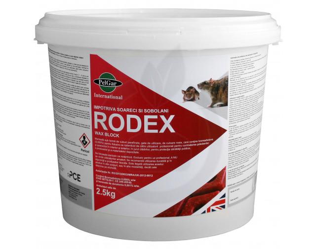 Rodex Wax Block, 2.5 kg