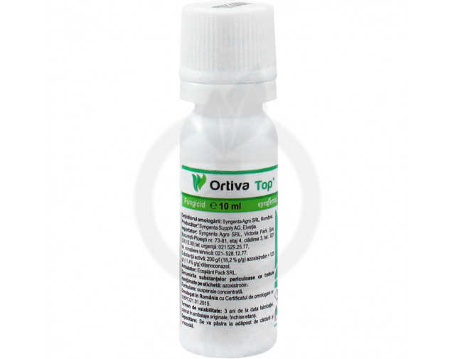 Ortiva Top, 10 ml