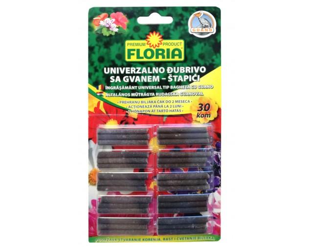 Ingrasamant bare universal Floria, set 30 baghete