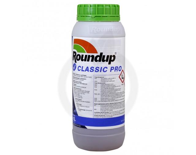 Roundup Classic Pro, 1 litru