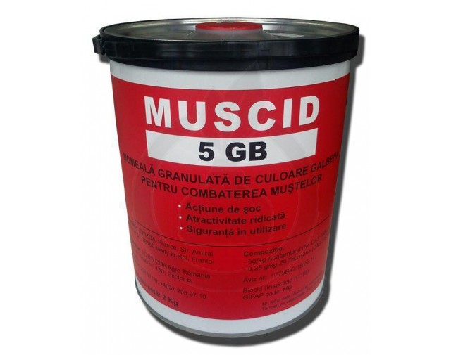Kwizda Muscid 5 GB