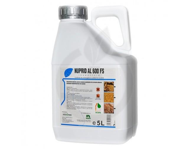 Nuprid AL 600 FS, 5 litri