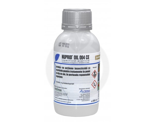 Nuprid Oil 004 CE, 500 ml