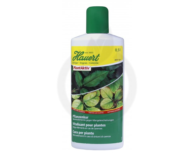 Plant treatment Hauert, 500 ml