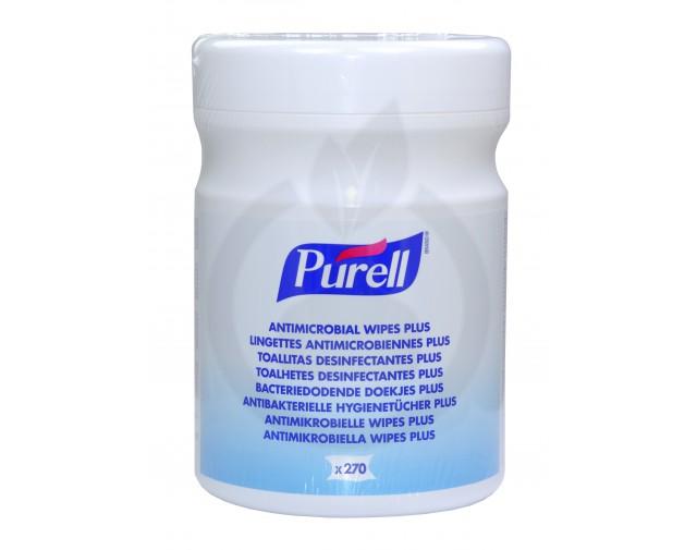 Purell Plus, 270 servetele