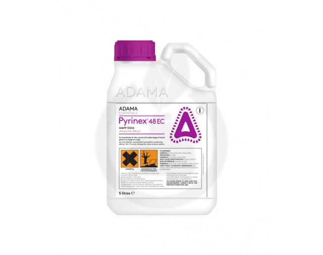 Pyrinex 48 EC, 5 litri