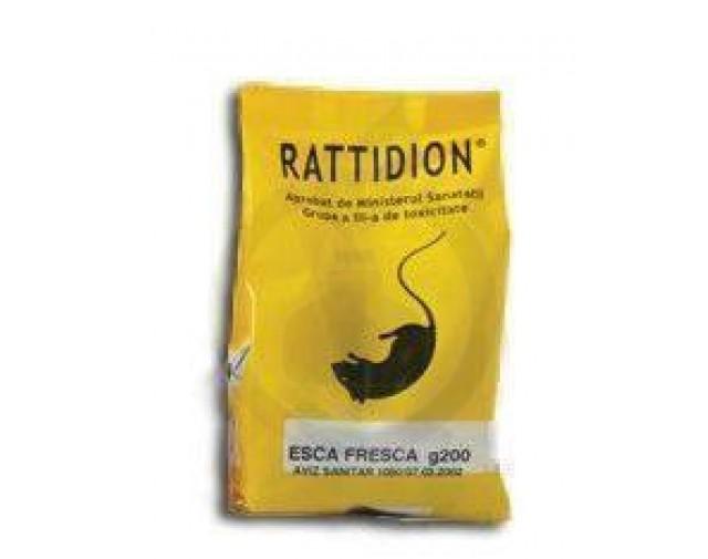 Ratidion Esca Fresca, punga