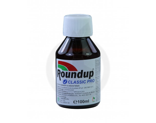 Roundup Classic Pro, 100 ml