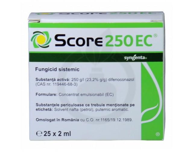 Score 250 EC, 2 ml (fiole)