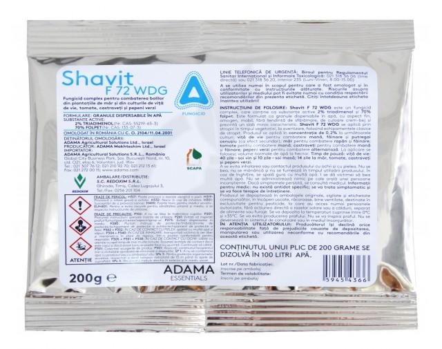 Shavit F 72 WDG, 200 g
