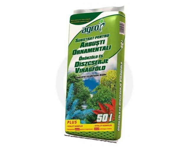 Substrat pentru arbusti ornamentali, 50 litri