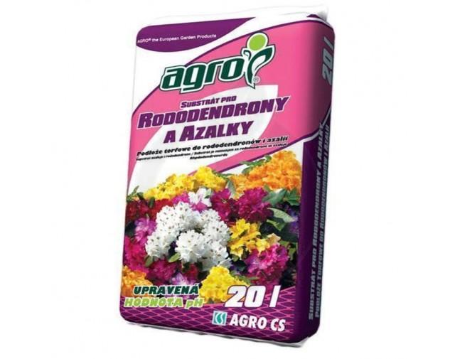 Substrat pentru azalee si rododendroni, 20 litri