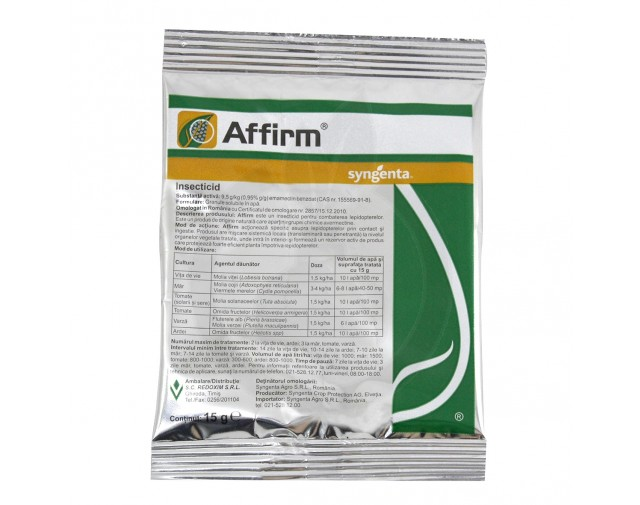 Affirm, 15 g