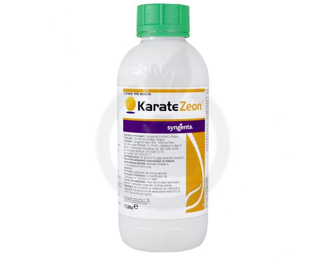 Karate Zeon 50 CS, 1 litru