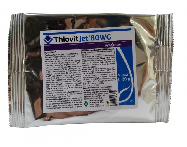 Thiovit Jet 80 WG, 30 grame