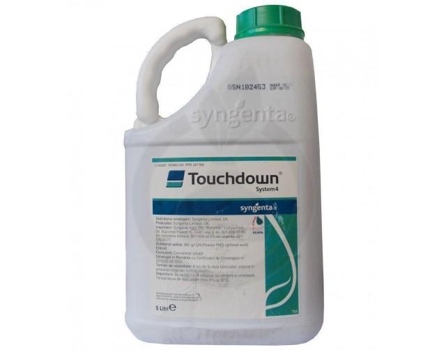 Touchdown System 4, 5 litri