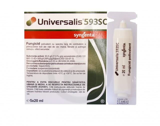 Universalis 593 SC, 20 ml