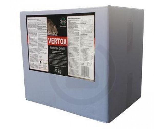 Vertox Momeala Peleti, 20 kg