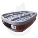 3m protectie filtru masca gaze set 2 buc1 - 1