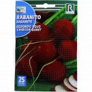 Ridichi Redondo Rojo Crimson Giant, 25 g